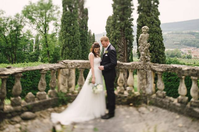 matrimonio villa rizzardi verona